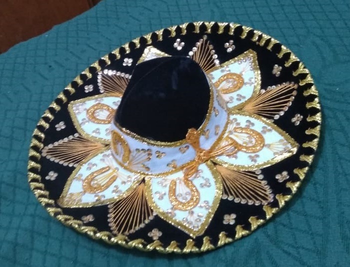 6291d617cc085 Sombreros Charros -   200.00 en Mercado Libre