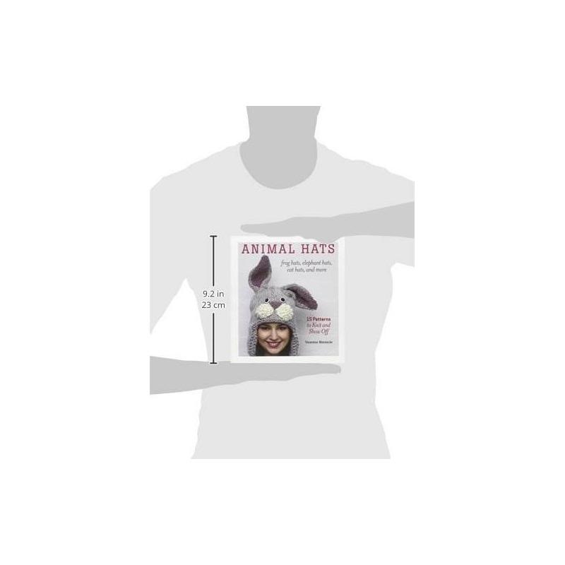 Sombreros De Animales: 15 Patrones Para Tejer Y Presumir - $ 107.981 ...