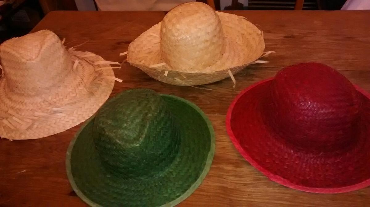 Sombreros De Paja Decoracion Playa -   400 712e2722cfe