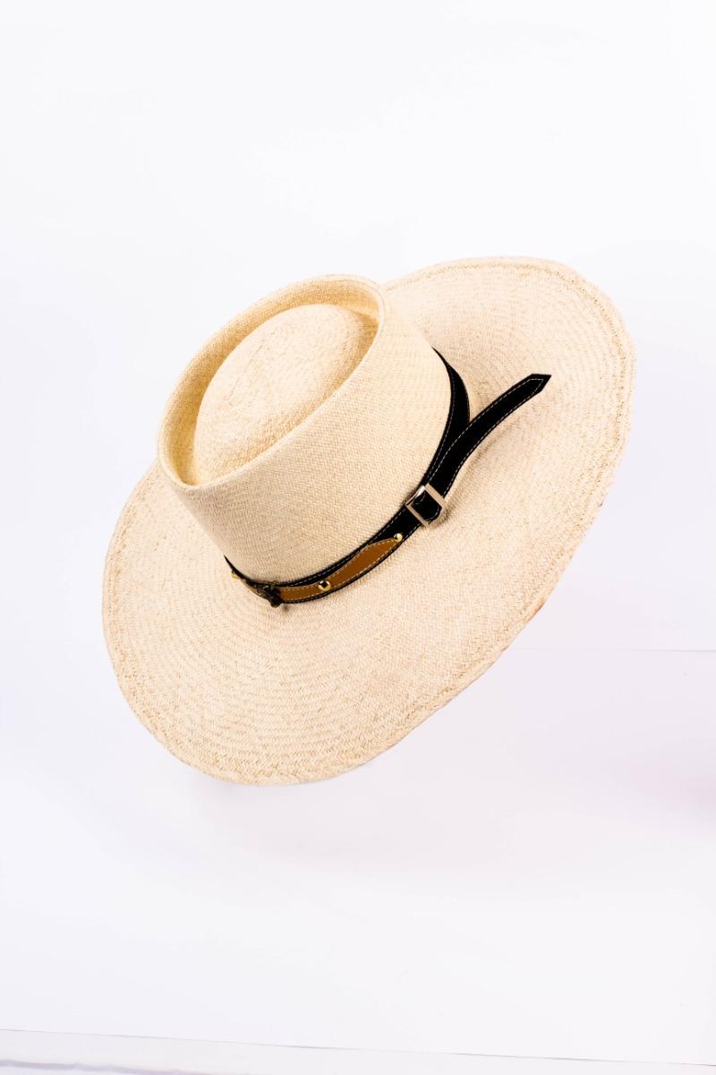 Sombreros De Paja Macora Hecho A Mano - S  200 97bbcdbce99