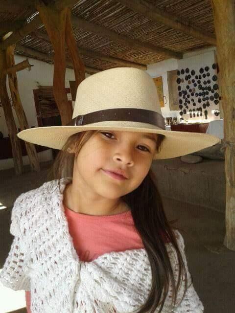 Sombreros De Paja Tejido A Mano Lima - S  120 e7e7c0451f9