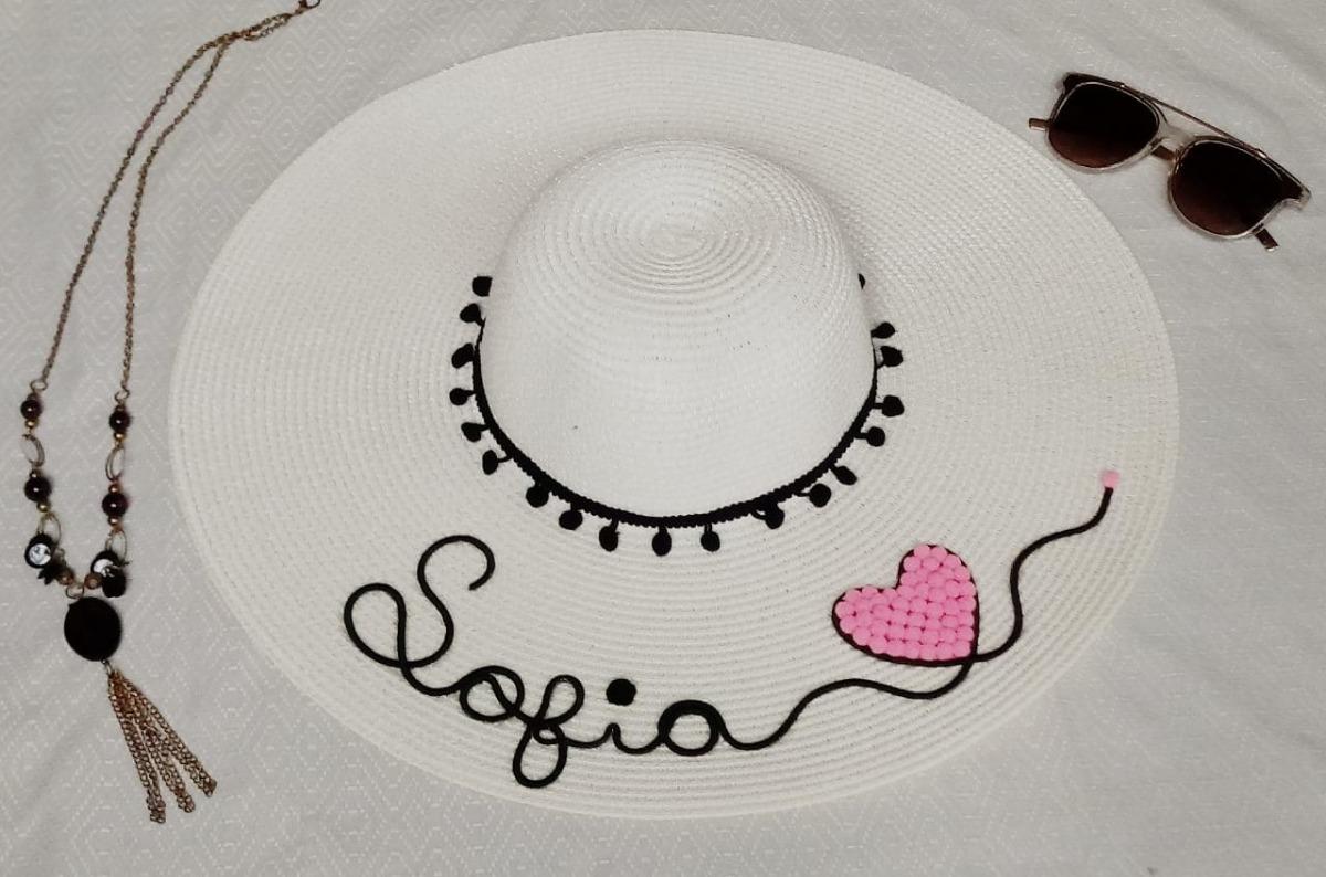 sombreros de playa personalizados. Cargando zoom. 4dd8a406a68