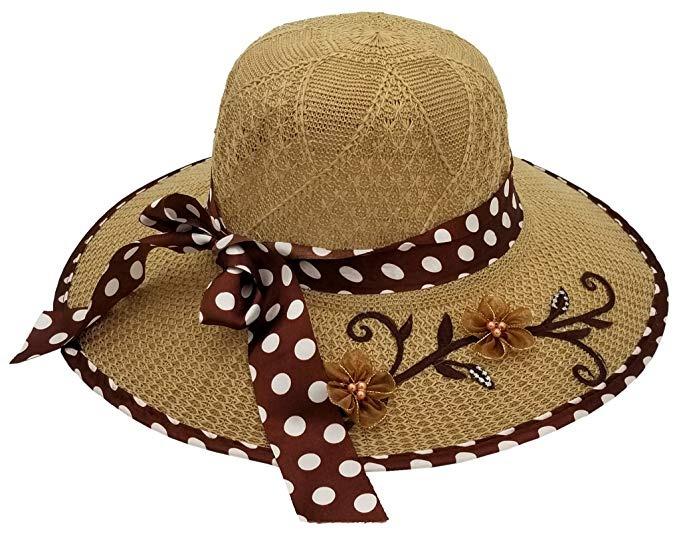 4f4b81ed28afb Sombreros De Sol Para Mujeres