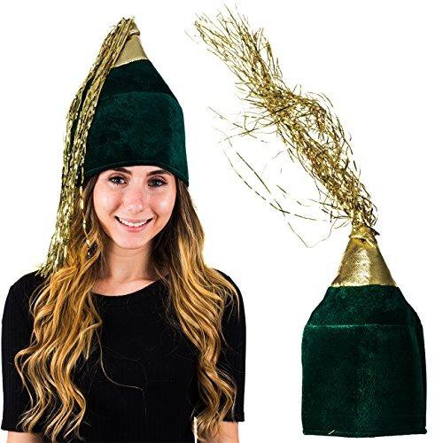 Sombreros Divertidos Para Fiestas 6 Surtidos Disfraz De Disf ... 2f7da895187