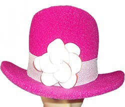 sombreros en espuma para fiestas y carnavales