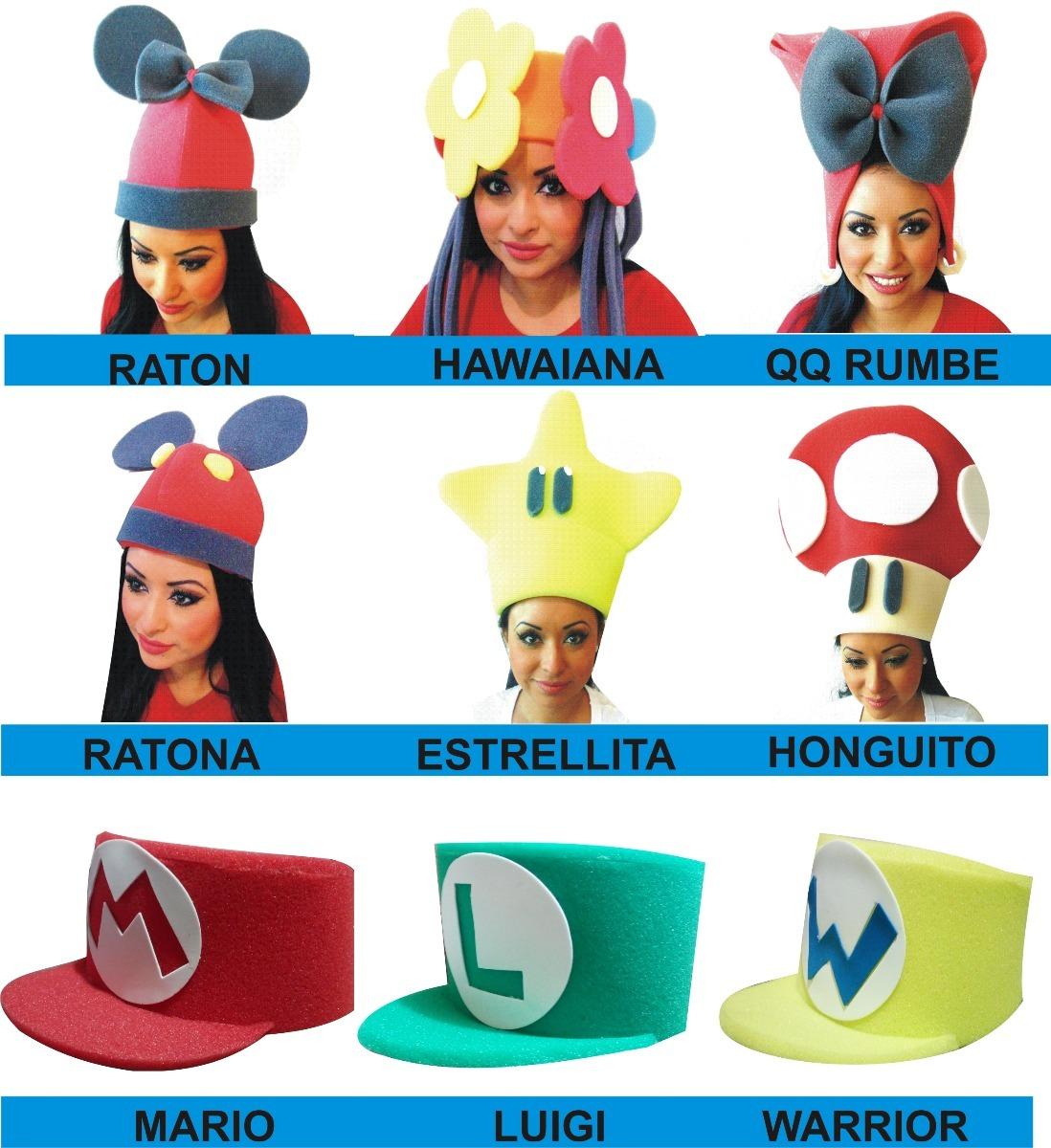 Sombreros-para-el-cotillon-divertidos-sombreros-lentes - ViewInvite.CO 56cee4536c1