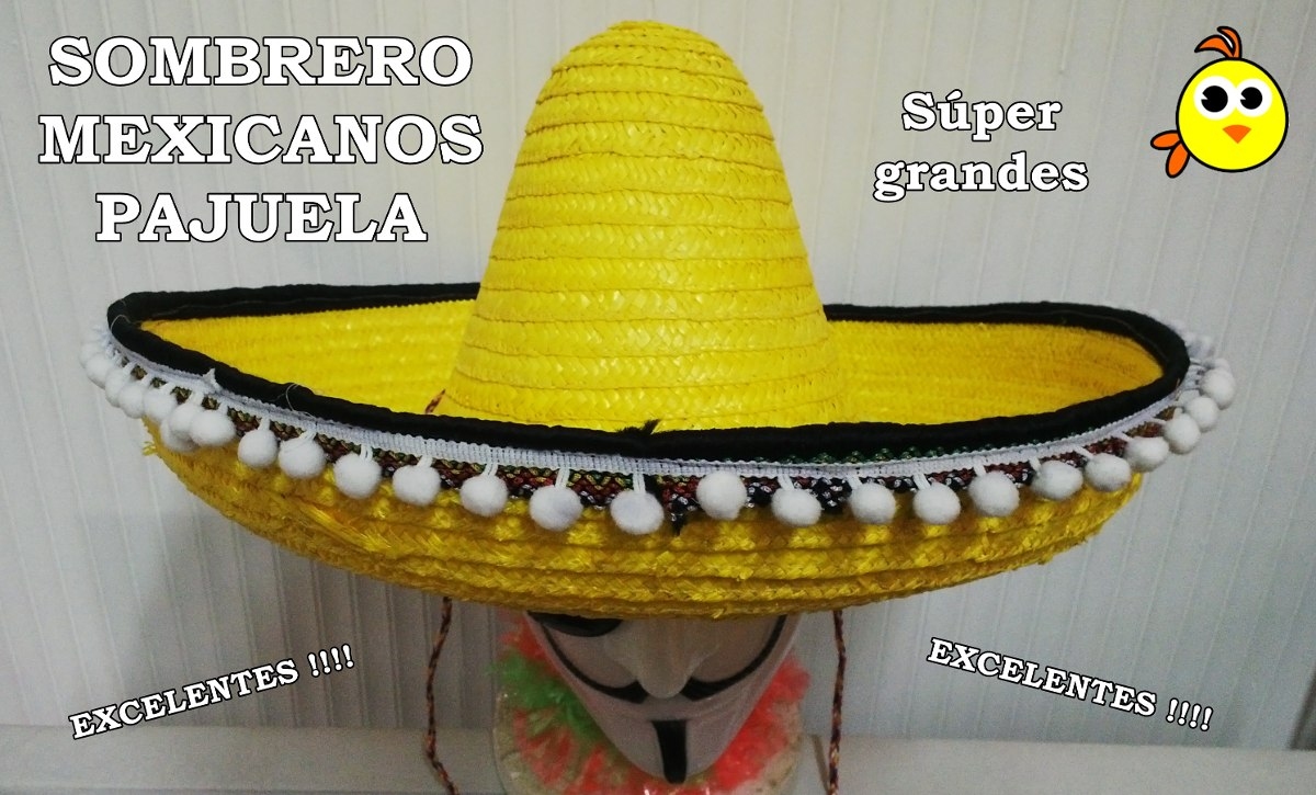 Sombreros - Gorros Mexicanos Lisos - Excelentes !!! -   350 57d62f07b43