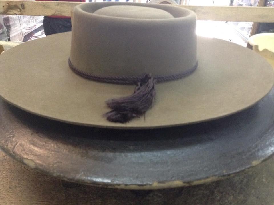 Sombreros Huaso Paño Lana Marca Castor   Bauldeaperos -   78.990 en ... a417d873486