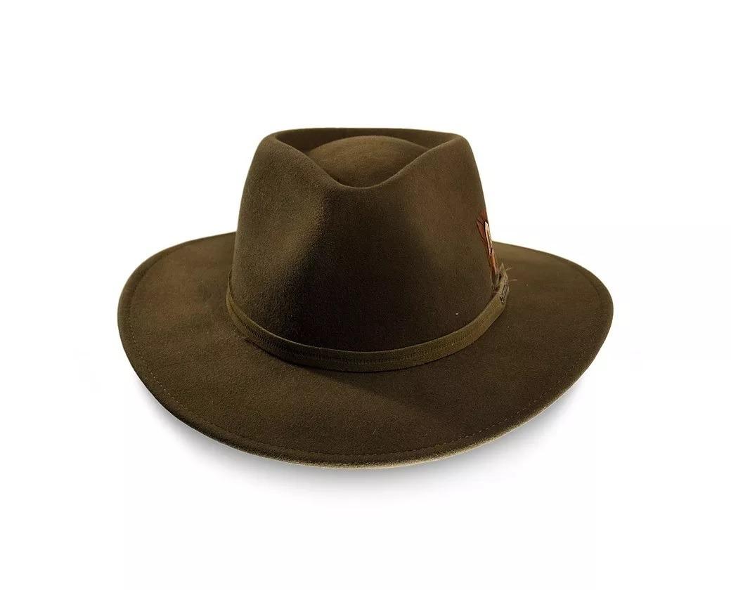 sombreros lagomarsino australiano panama fedora pelo 100%. Cargando zoom. fcc7be256f65