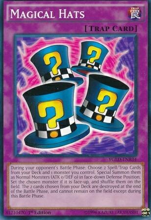 sombreros mágicos común yugioh