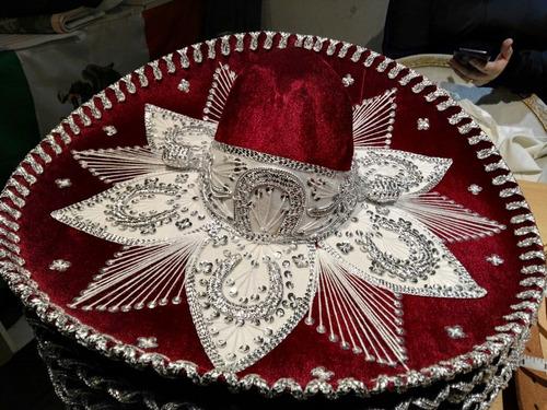 sombreros mexicanos para mariachis