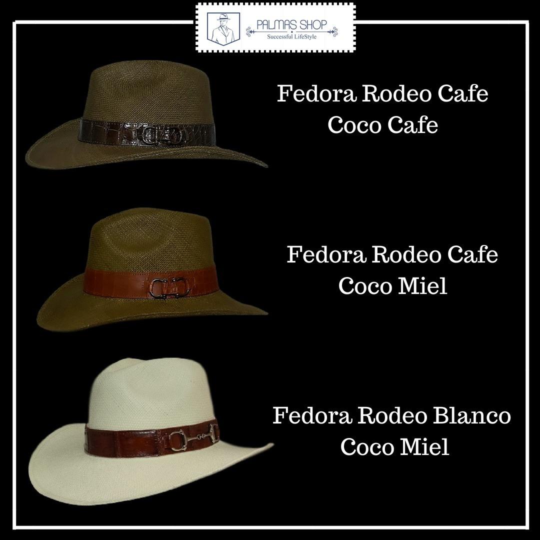 a3aec992763a8 sombreros panamá rodeo finos y exclusivos en méxico. Cargando zoom.