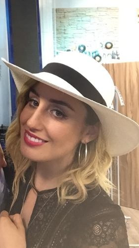 Sombreros Panamahat O Paja Toquilla Tortugahat Blanco Mujer ... efad32e2a0c