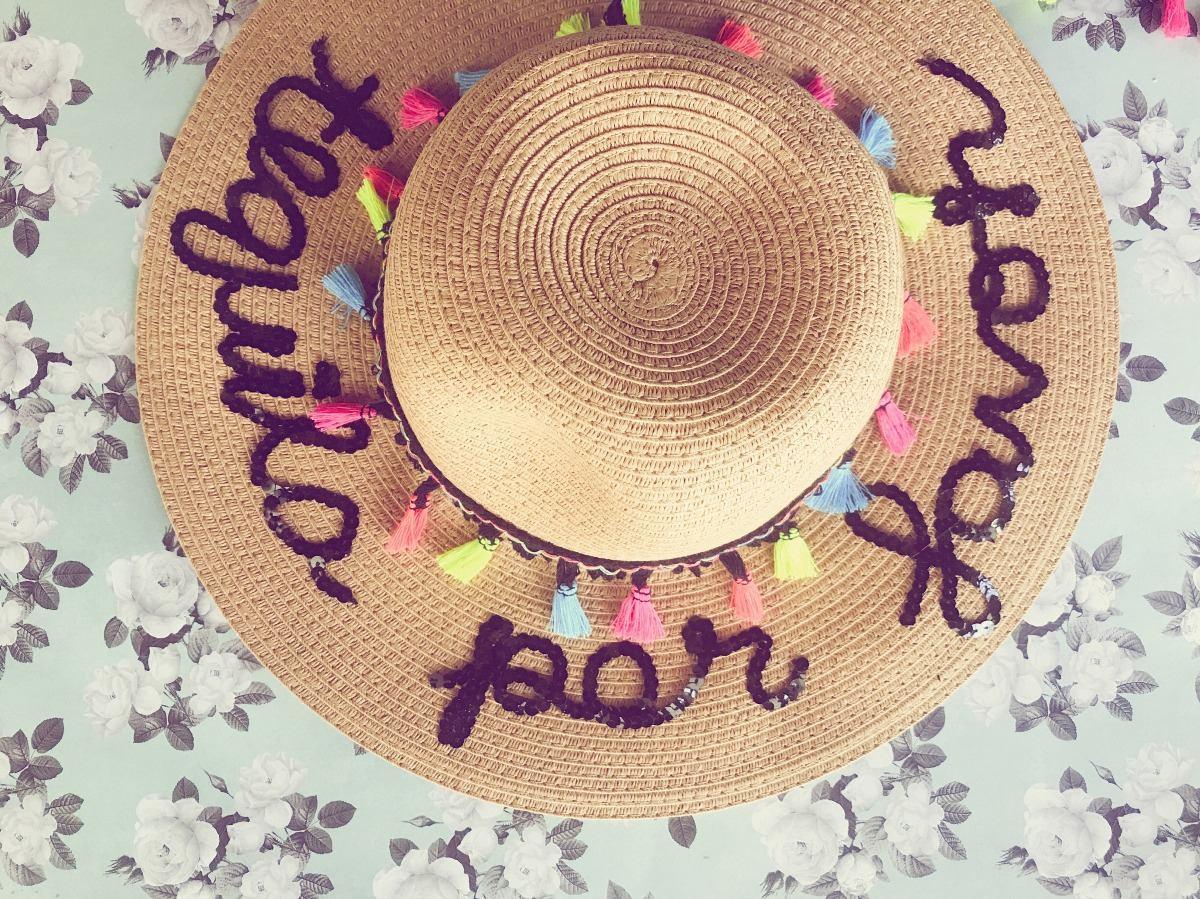 sombreros personalizados con nombre desde. Cargando zoom. 9782518b071