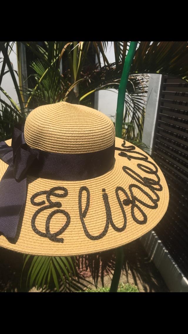 Sombreros Personalizados Playa a6ec62392ac5