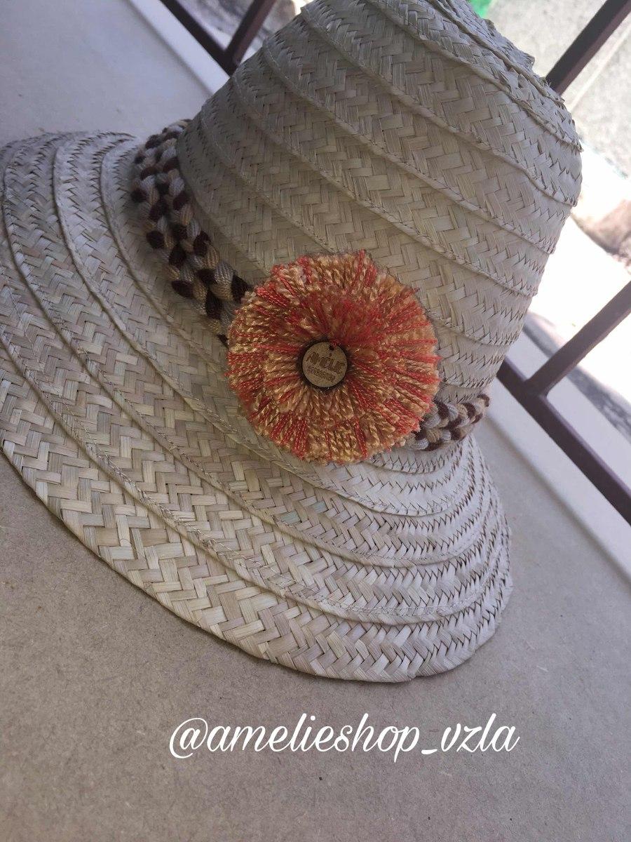 sombreros playeros estilo wayuu. Cargando zoom. 7d138a083a4