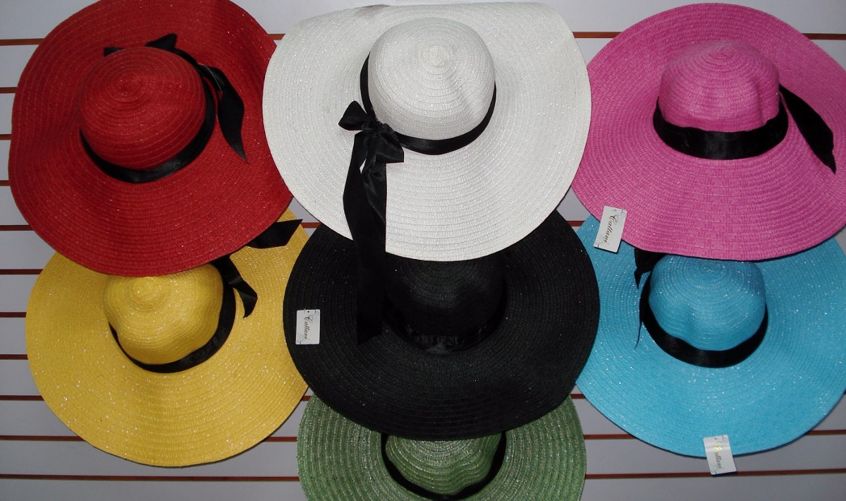 sombreros playeros hermosos de vestir con cinta. Cargando zoom. 27690059b44