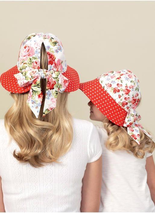 Sombreros Playeros Ideales Para Mamá E Hija Y En Combo - Bs. 800 3b164b3b0bd