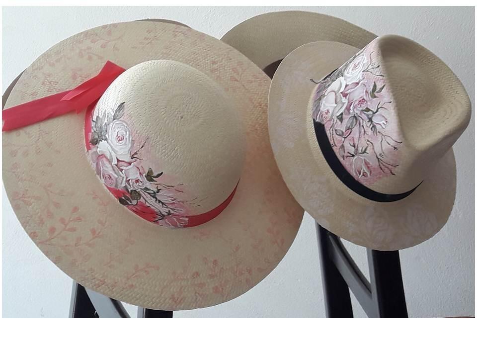 Sombreros Playeros Para Dama -   349.00 en Mercado Libre 2a40ae4f976