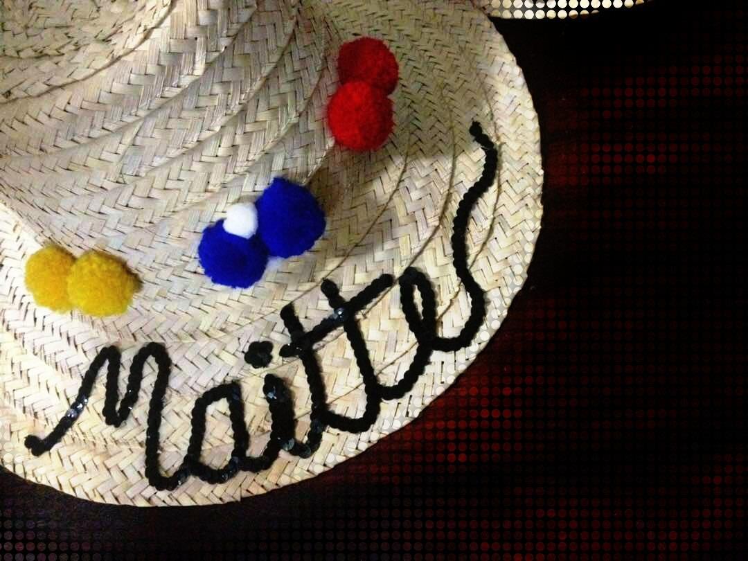 sombreros playeros personalizados carnavales 2019. Cargando zoom. 0aad7b62dae