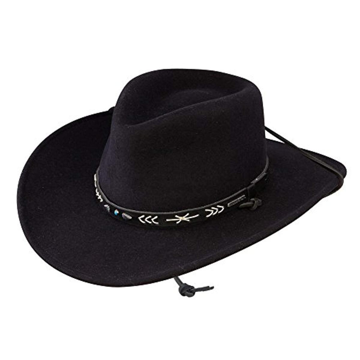 53c3b91bb Sombreros San Diego Hat Company Men S Distressed Fedora