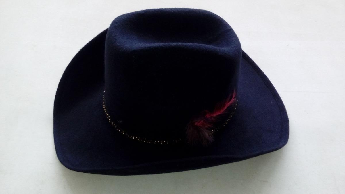 b4c38065af676 Sombreros Vaqueros Forrados Negros -   320.00 en Mercado Libre