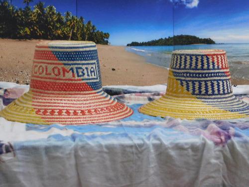 sombreros wayúu