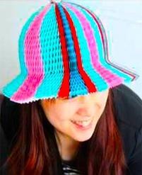 5b9f1333f3663 Sombreros Y Gorros Divertidos Y Locos Bogota -   4.500 en Mercado Libre