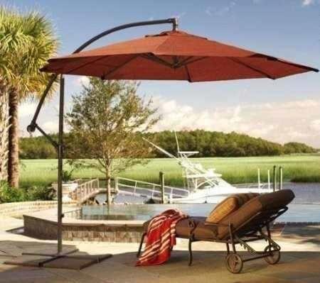 sombrilla jardin m lateral grande manivela importador sol