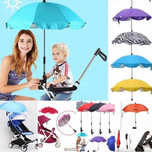 sombrilla paraguas coche bebe