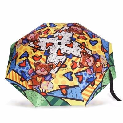 sombrilla paraguas ultraliviana lluvia forro protector brito