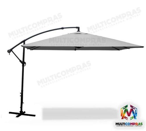 sombrilla parasol romano eventos bodas matrimonios jardin
