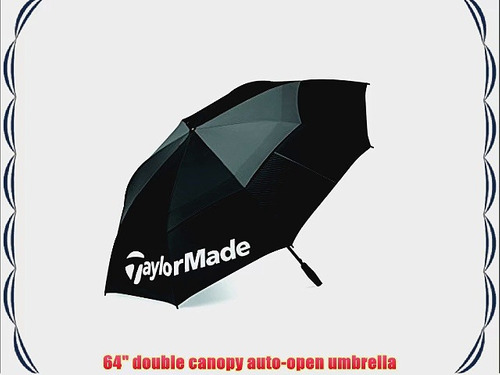 sombrilla taylor made 2017 double canopy automatica