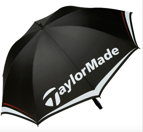 sombrilla taylor made 60  negra para golf
