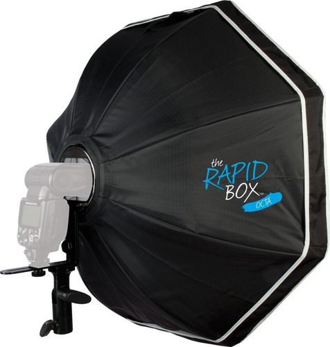 sombrilla westcott rapid box 26'' fotografía profesional