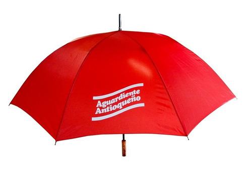 sombrillas y paraguas (estampados publicitarios)