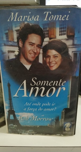 somente amor -marisa tomei - vhs