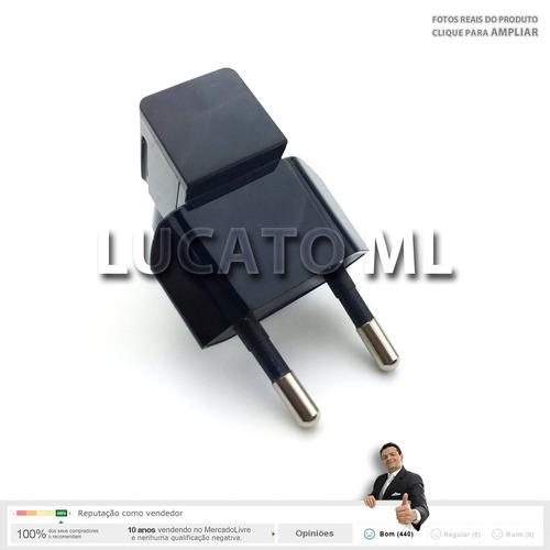 somente plug angular p/ carregador samsung n8000 tablet | nc