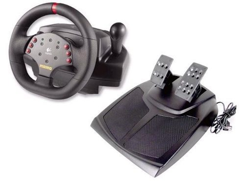LOGITECH MOMO STEERING WHEEL DRIVERS FOR PC