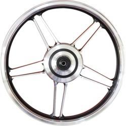 somente roda dianteira mod cb300 - cg 150 titan fan 14/15