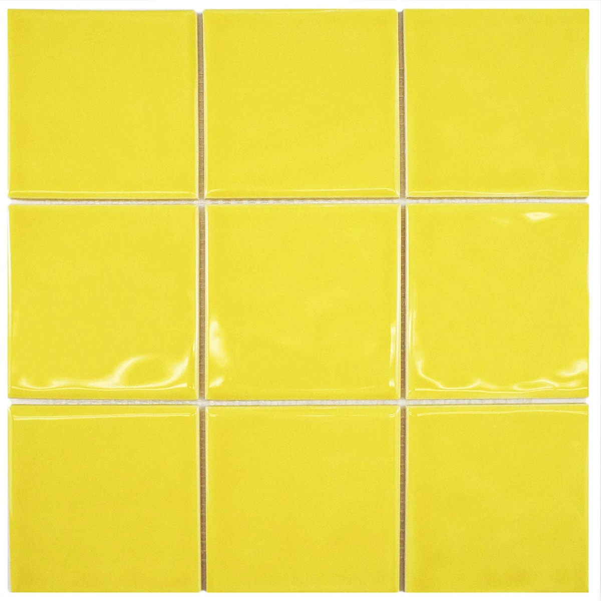 Somertile Wrc4twyl Torsio Square Ceramic Wall Tile 375 X