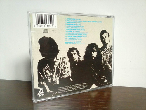 something happens - stuck together with god's glue * cd usa