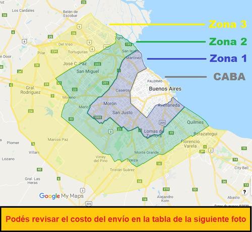 sommier 1 plaza y media 100x190x31 base de somier reforzada cannon princess garantía 5 años envío capital federal gratis