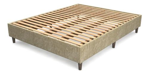 sommier 2 plazas 150 kg/lado alta densidad somier colchon