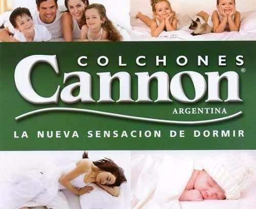 sommier king cannon