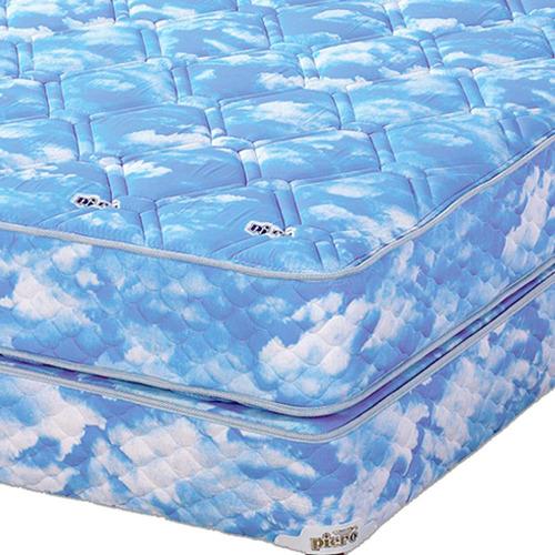 sommier piero corona real hc 190 x 80 + almohada de regalo