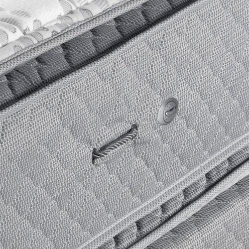sommier piero montreaux con pillow 190x140 resortes pocket