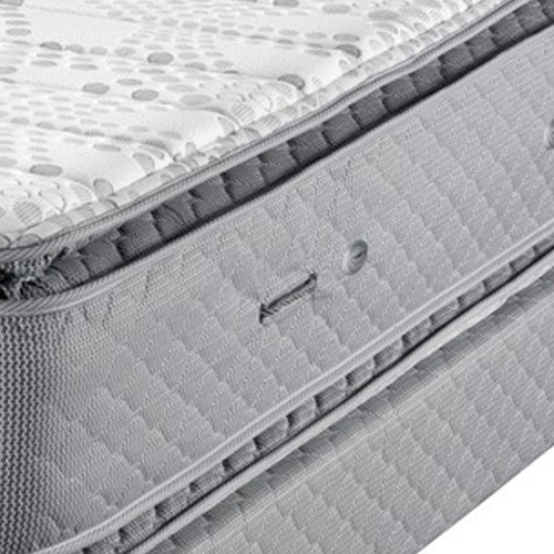 sommier piero montreaux pillow 190 x 140 resortes pocket