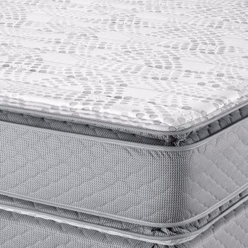 sommier piero montreaux pillow 200 x 160 resortes pocket.