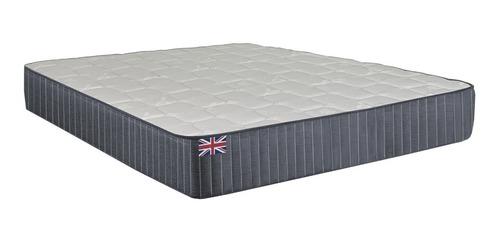 sommier somier colchón 2 plazas 22 cm 150 kg  ortopédico c+